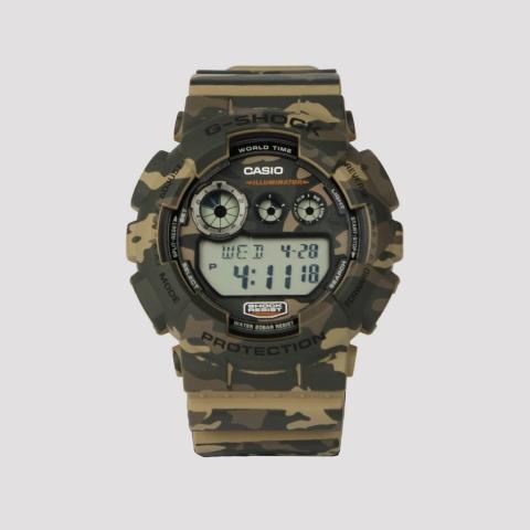 Relógio G-shock Camuflado GA-1000CF-1A9DR