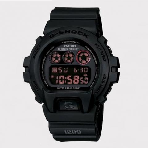 Relógio G-Shock DW-6900MS-1DR Preto