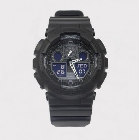 Relógio G-Shock GA-100-1A1DR - Preto