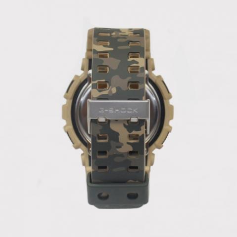 Relógio G-Shock GA-100CM-5ADR - Camuflado