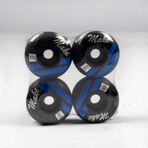 Roda Make - Preta/Azul