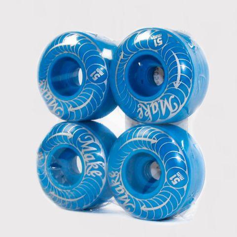 Roda Make - Azul
