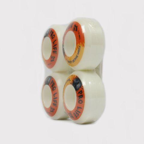 Roda Pro Life 52mm - Laranja