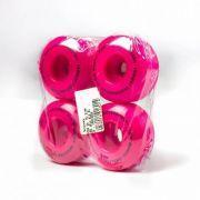 Roda Snoway 51mm Rosa