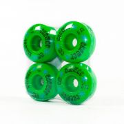 Roda Snoway 53mm Verde