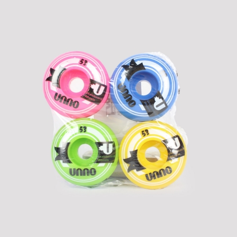 Roda Unno 53mm Colors