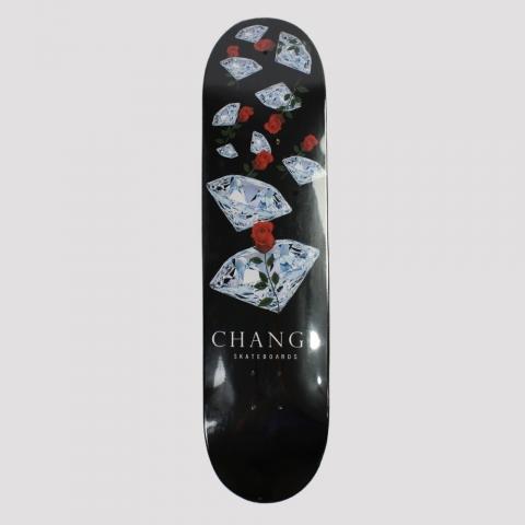 Shape Change Diamonds - Preto