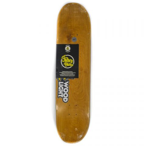 Shape DR7 X Wood Light Skaterboard Tag