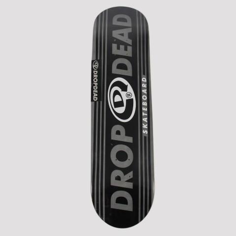 Shape Drop Dead Marfim Linear 8.0 - Preto/Cinza/Branco