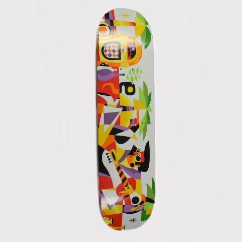Shape Enjoi Pro Model Enzo Cautela 8.125 Colors