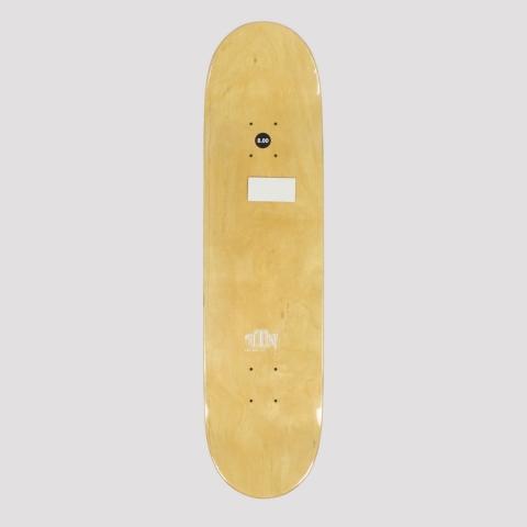 Shape Foton Skateboards La Motha Es Vida Marfim