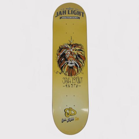 Shape Jah Light Rasta 8.1 - Amarelo