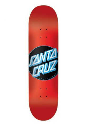 Shape Maple Santa Cruz Classic Dot Red 7.9 Vermelho/Preto/Branco/Azul