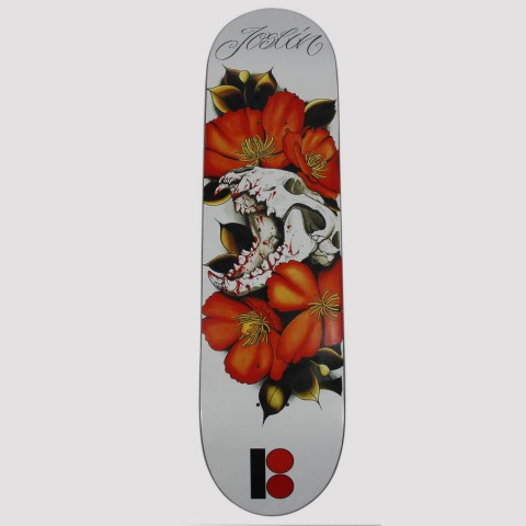 Shape Plan B Maple Pró Model Chris Joslin 8.25 - Verde/Branco