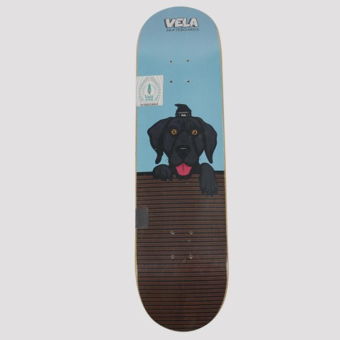 Shape Vela Dog Wall - Azul