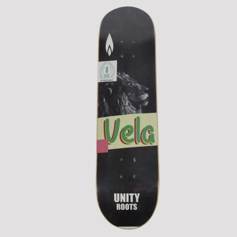 Shape Vela Leão Unity Roots - Preto