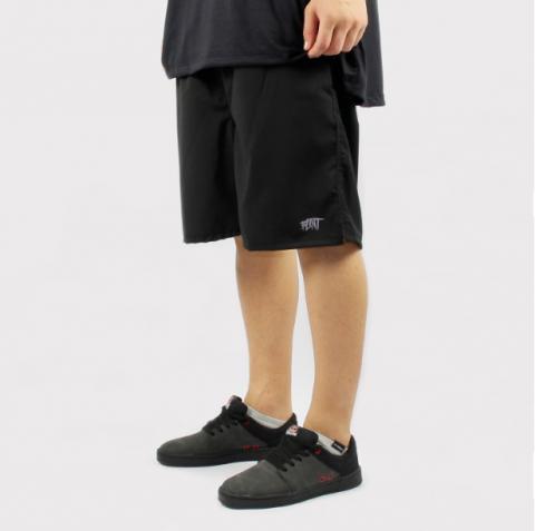 Bermuda Shorts Blunt Volley Black Icon Preto