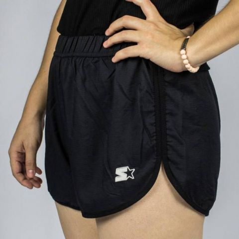 Shorts Feminino Starter Slimmer Preto