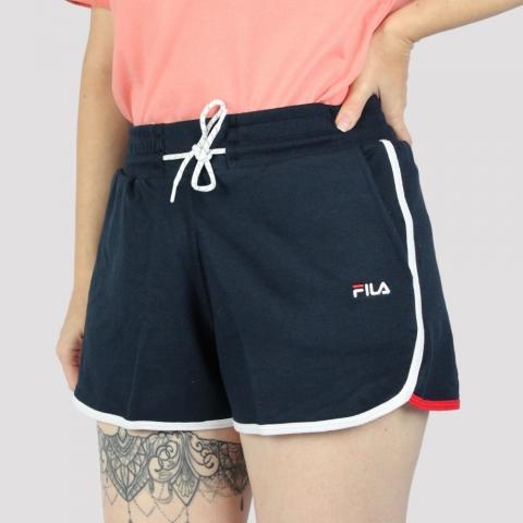 Shorts Fila Acqua - Marinho