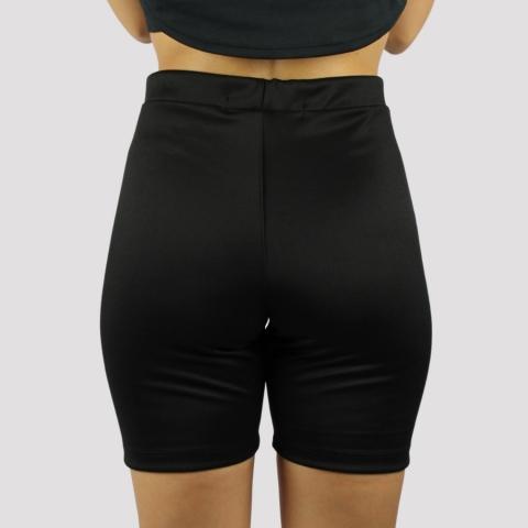 Shorts Gringa Biker - Preto
