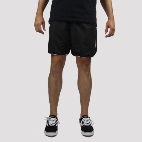 Shorts Prison Logo - Preto