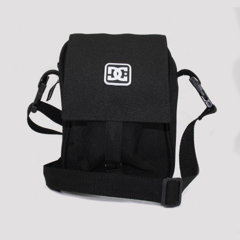 Shoulder Bag DC Shoes Explorer - Preta