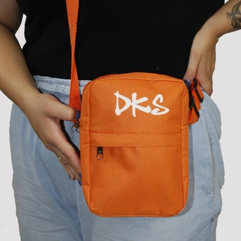 Shoulder Bag DKS Basic - Laranja