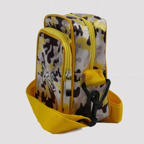 Shoulder Bag DKS Camu - Amarelo