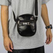 Shoulder Bag DR7 Street Laminado Preta 3