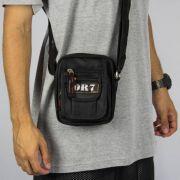 Shoulder Bag DR7 Street Poliéster Preta