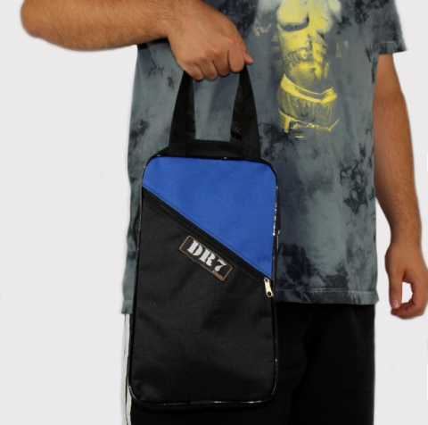 Shoulder Bag DR7 Street Multiuso Azul