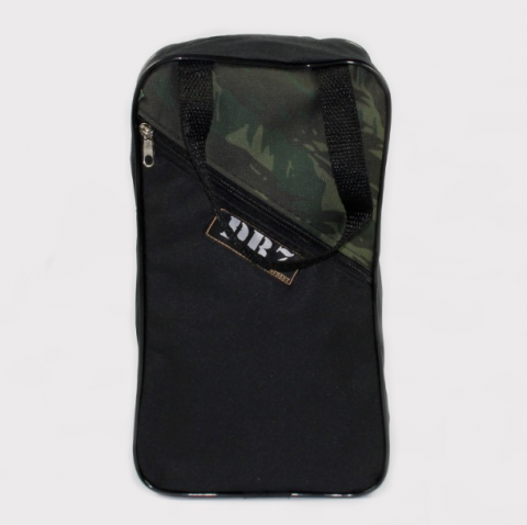 Shoulder Bag DR7 Street Multiuso Preto Camuflado