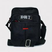 Shoulder Bag DR7 Street Preto