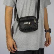 Shoulder Bag DR7 Verniz Preta 2