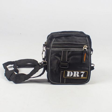 Shoulder Bag DR7 Verniz Preta