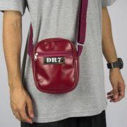Shoulder Bag DR7 Street Verniz Vinho