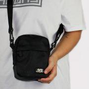 Shoulder Bag Federal Art Lona Preto