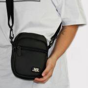 Shoulder Bag Federal Poliester Preto