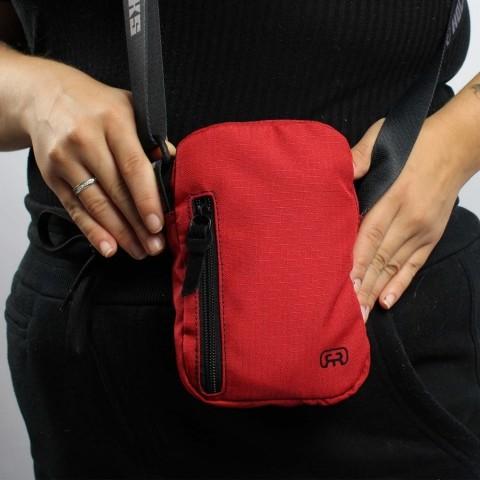 Shoulder Bag Hocks Little - Vermelha