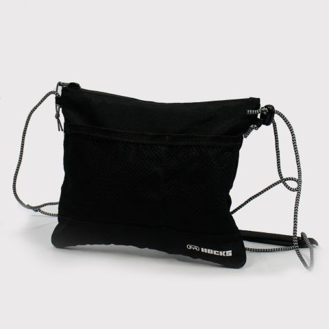 Shoulder Bag Hocks Pocket - Preto