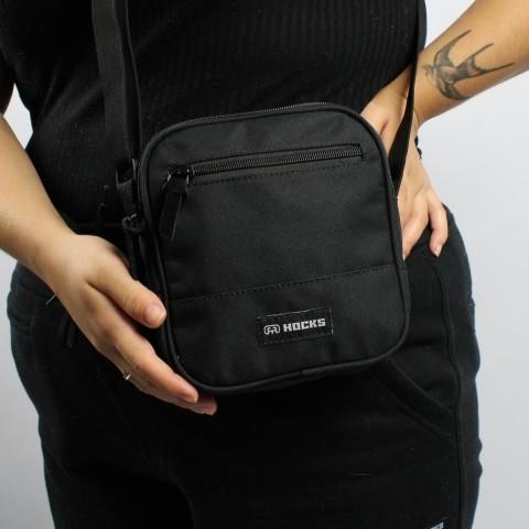 Shoulder Bag Hocks Turista - Preta