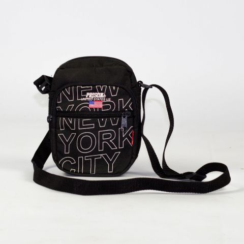 Shoulder Bag Prison New York Preta