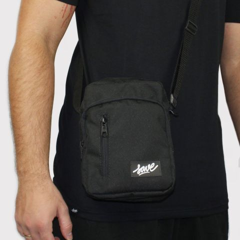 Shoulder Bag Save - Preto