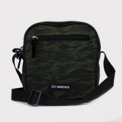Shoulder Bag Hocks Turista - Camuflada