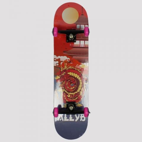 Skate Montado AllyB Oriente