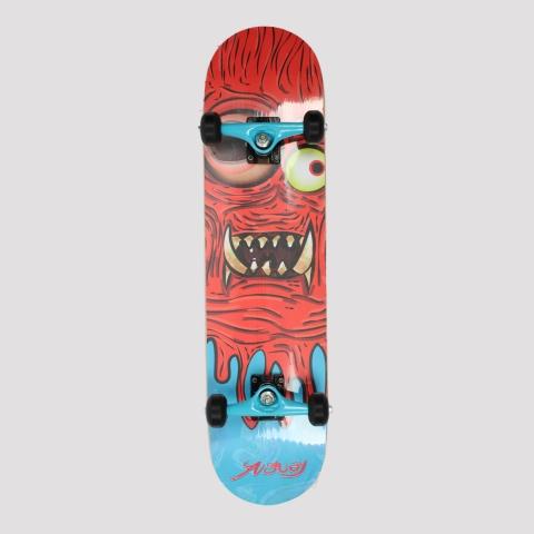Skate Montado Crazy Monster