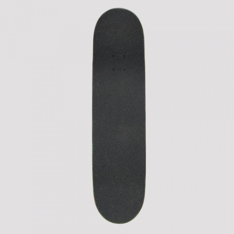Skate Montado Make Classic - Branco/ Vermelho