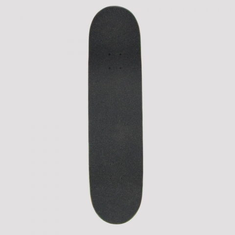 Skate Montado Make Co. - Preto/ Amarelo