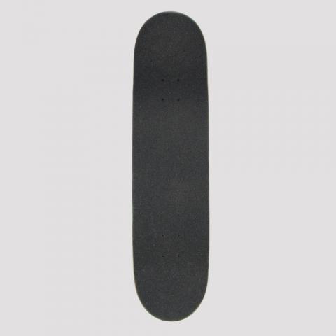 Skate Montado Make Logo Colors - Preto