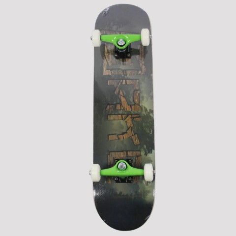 Skate Montado Make Selva - Verde